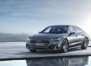 Jaunie Audi S6 un S7